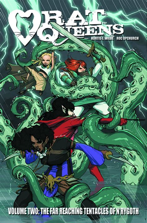 black gate 187 blog archive 187 future treasures rat queens volume 2 by kurtis j wiebe and roc