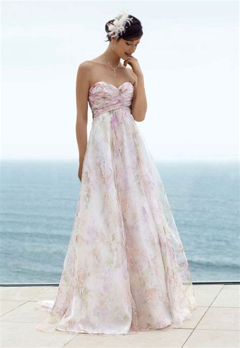 Beach Theme Wedding Dresses     and images gallery