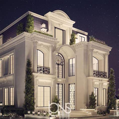design house qatar architecture design تصميمنا المعماري لقصر خاص في الدوحه