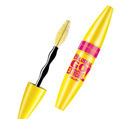 Mascara Maybelline Original maybelline the colossal go volum mascara 171 one