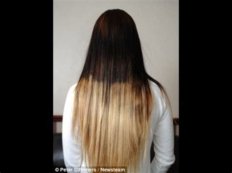 horrible ombre gone wrong! youtube