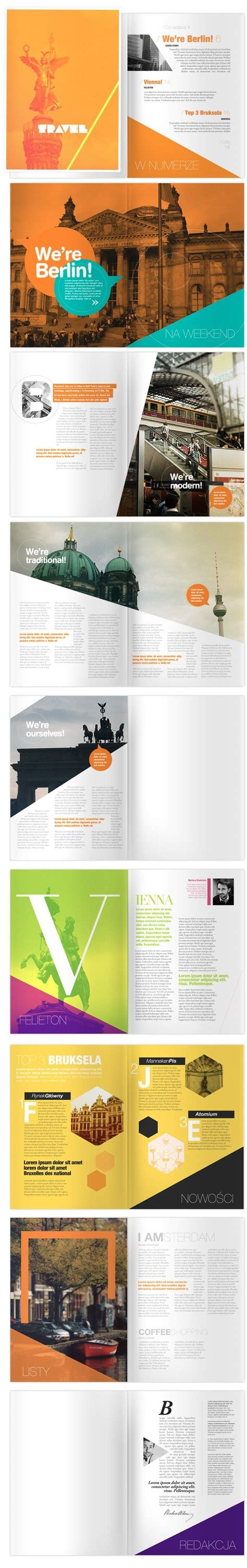 layout design inspiration print 42 excellent exles of magazine layout design for your
