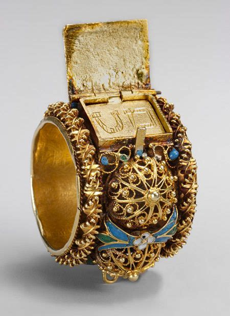Ring Of Betrothal by Betrothal Ring Ca 17th 19th Century Venice Or