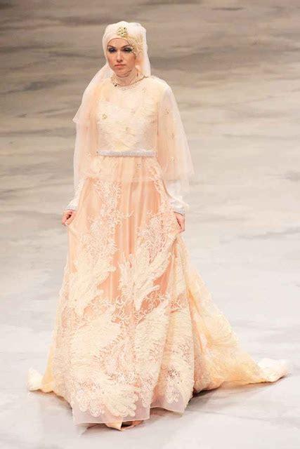 desain wedding dress muslimah wedding ideas pictures
