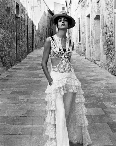 spanish style clothes amanda wellsh models spanish style for porter by yelena
