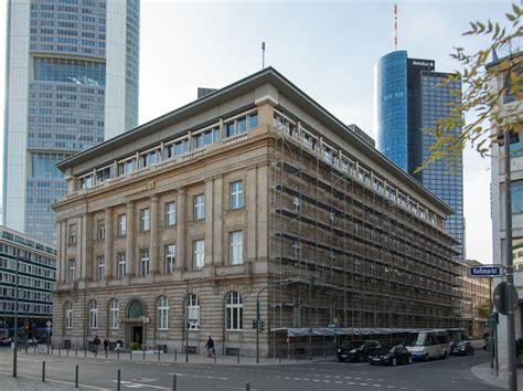 deutsche bank frankfurt oder deutsche bank dreieck mit max areal neuentwicklung ab