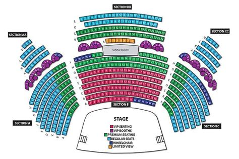 alabama theater seating chart myrtle david copperfield mgm seating chart related keywords