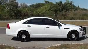 2011 chevrolet caprice ppv pursuit vehicle