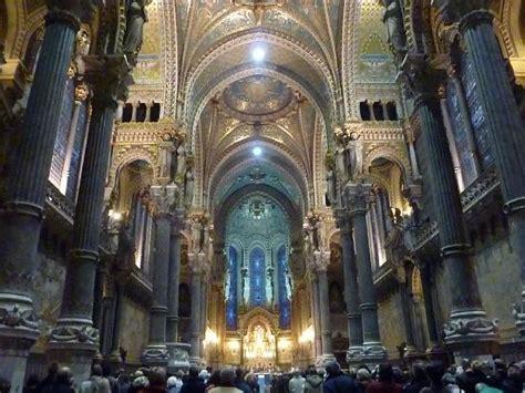 Intérieur ND de Fourvière Photo de Basilique Notre Dame de Fourvière, Lyon TripAdvisor