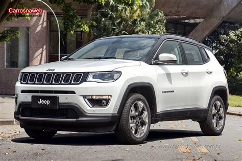 jeep compass limited jeep compass limited 2 0 2017 ficha t 233 cnica