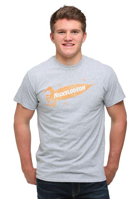 Logo The Mens T Shirt by S Nickelodeon Logo T Shirt