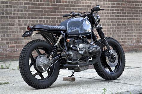 bmw motorcycle scrambler bmw r80rt monolever scrambler