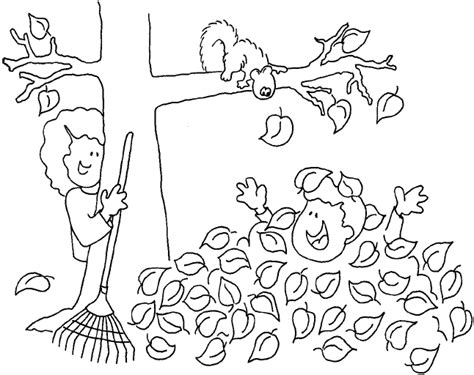 Autum Coloring Pages autumn coloring pages coloring pages to print