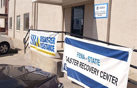 Lu Emergency National local disaster recovery center will at noon aug 14