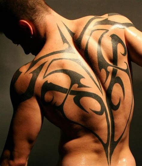 full back tribal tattoo top 10 tribal tattoos 171 articles 171 ratta