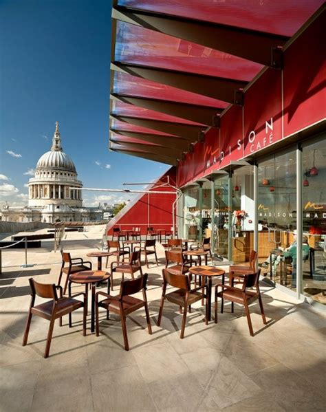 bar on top of one new change madison one new change rooftop bar and terrace london