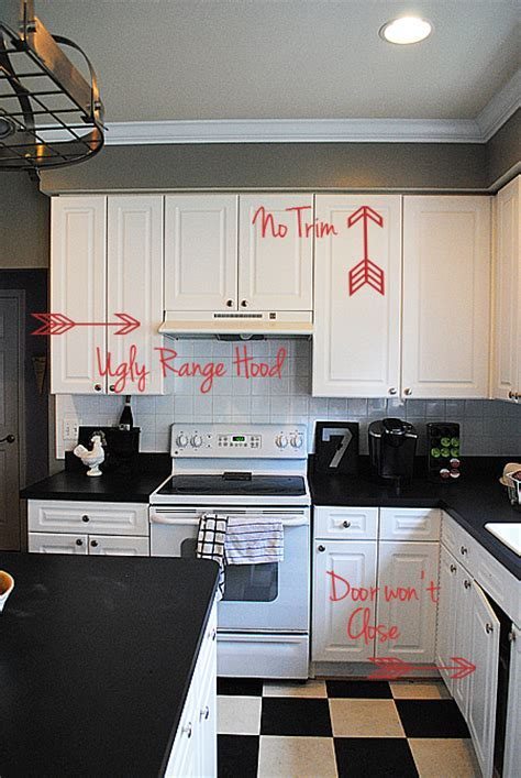 Kitchen Revamp with Home Depot   Before Pics & Huge