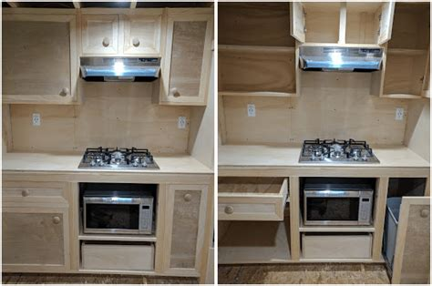 tiny house kitchen cabinets tiny house kitchen part 1 cooking station tinyhome io