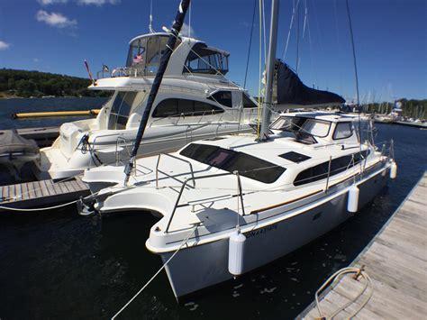 gemini catamaran for sale in canada 35 gemini catamaran 2014 arianna for sale in port credit