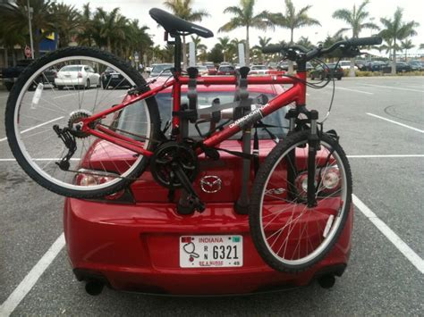 Rx8 Roof Rack by Bike Rack For Rx8 Bcep2015 Nl