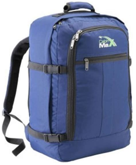 travel gear review: cabin max metz backpack (carry on hand