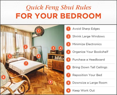 how to position furniture in a small bedroom feng shui bedroom design the complete guide shutterfly