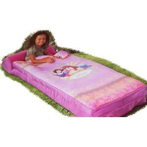 disney princess ez bed airbed sleeping bag bed usa