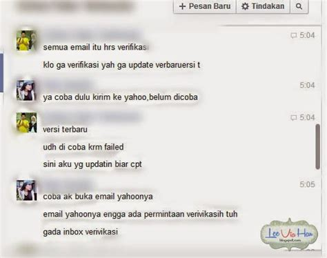 membuat email kloningan beauty blogger indonesia by lee via han hacker mulai
