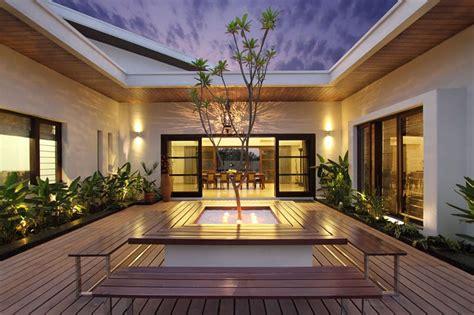 desain dapur semi outdoor 45 delightful outdoor dining area design ideas