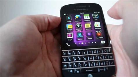Blackberry Bb Q10 Belakang Big test du blackberry q10