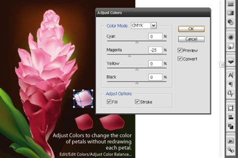 tutorial illustrator gradient mesh adobe illustrator tutorials gradient mesh flower