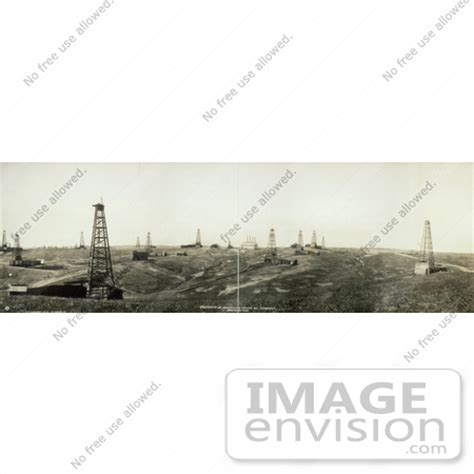 kern river oil field | #5686 by jvpd | historical photography