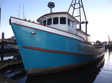 Commercial Fishing Boat Review Ship Vessel Video For Sale ...
