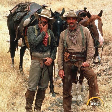 film cowboy et apache tom selleck and sam elliott star in the insp premiere of