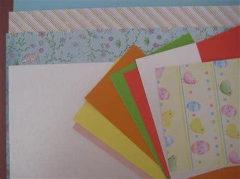 scrapbooking idea paper weaving