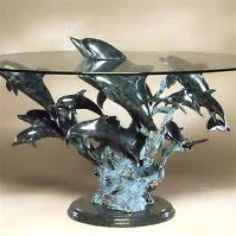 Dolphin Table by Dolphin Table Furniture