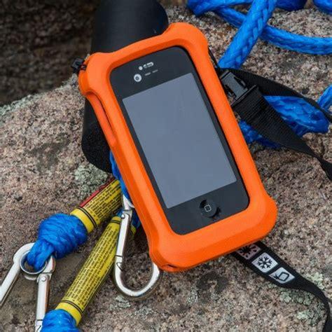 lifeproof lifejacket float case  iphone  orange