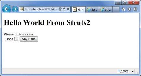 url pattern in web xml for struts2 struts 2 the if and else tags