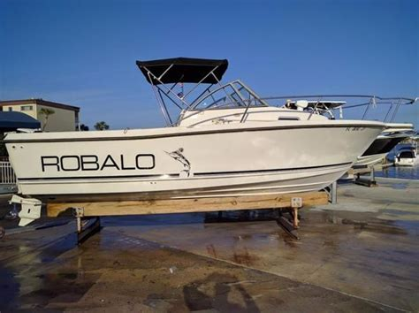 used robalo boats nj robalo new and used boats for sale