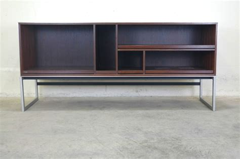 Credenza Stereo Cabinet and olufsen credenza stereo cabinet in rosewood at 1stdibs