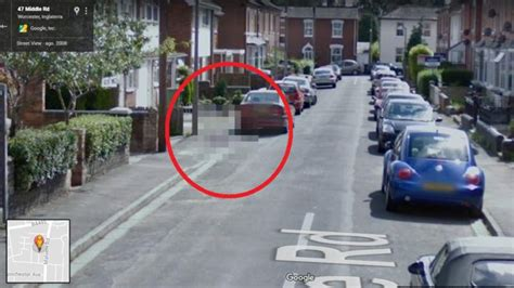 imagenes aterradoras google maps google maps calle de reino unido esconde tr 225 gica historia