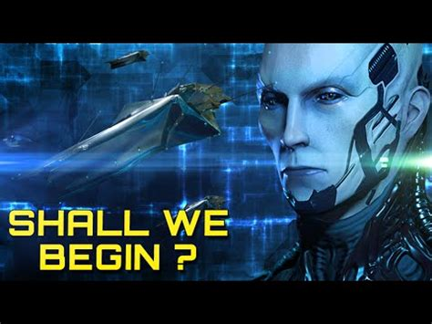 eve online shall we begin? (drifter cinematic short