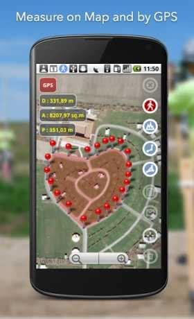 aptoide revdl planimeter gps area measure v4 6 3 apk android