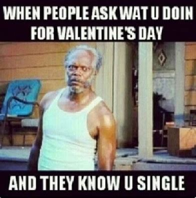 Valentines Day Single Meme - happy valentines day friend funny memes tweets images