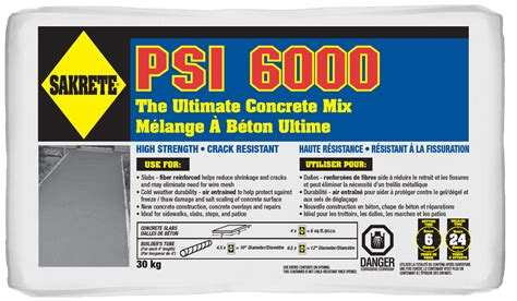 sakrete psi 6000 gt king home improvement products