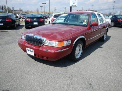 how to sell used cars 2000 mercury grand marquis seat position control sell used grand marquis 4 6l v8 leather seat power windows power seat power lumbar support in