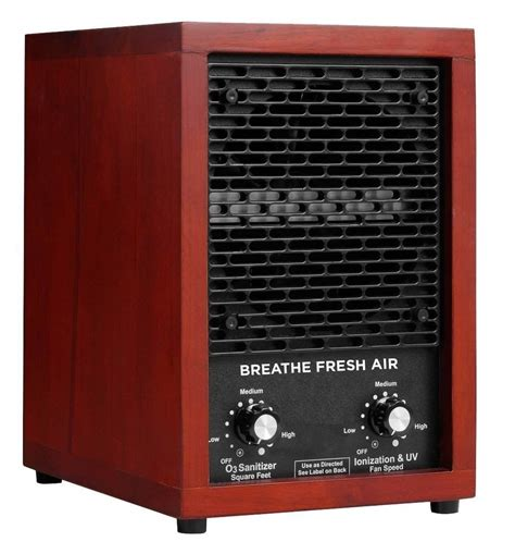 breathe fresh air hepa filter ionic ionizer air purifier with uv sterilizer and ebay
