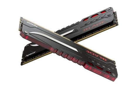 ddr4 ram with led lights style meets ultra performance with apacer s led lit