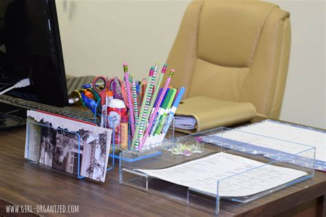 how to organize your office 5 ways to organize your office staples acrylic 8