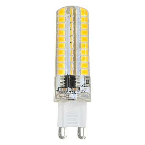 3 level light bulb mengsled mengs 174 g9 7w led light 80x 2835 smd 3 level